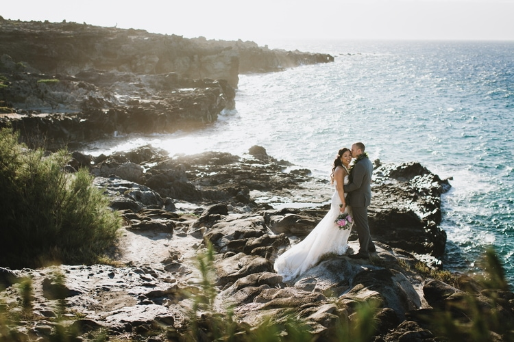 cliffside beach wedding 18
