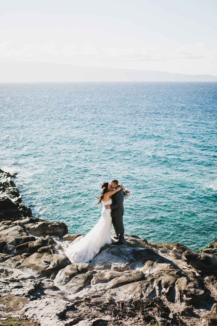cliffside beach wedding 19