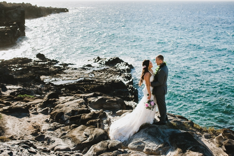 cliffside beach wedding 20