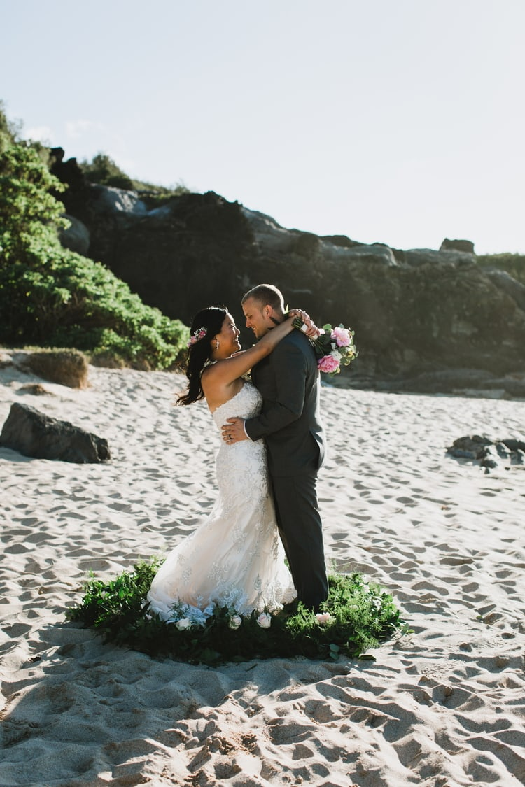 cliffside beach wedding 21