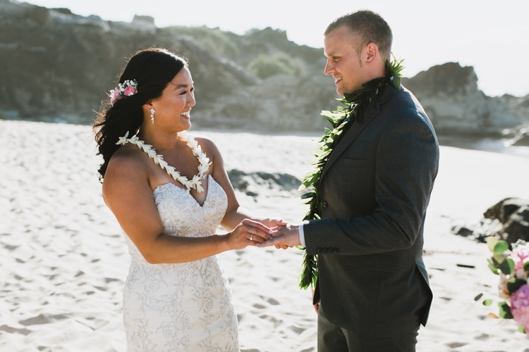 cliffside beach wedding 34
