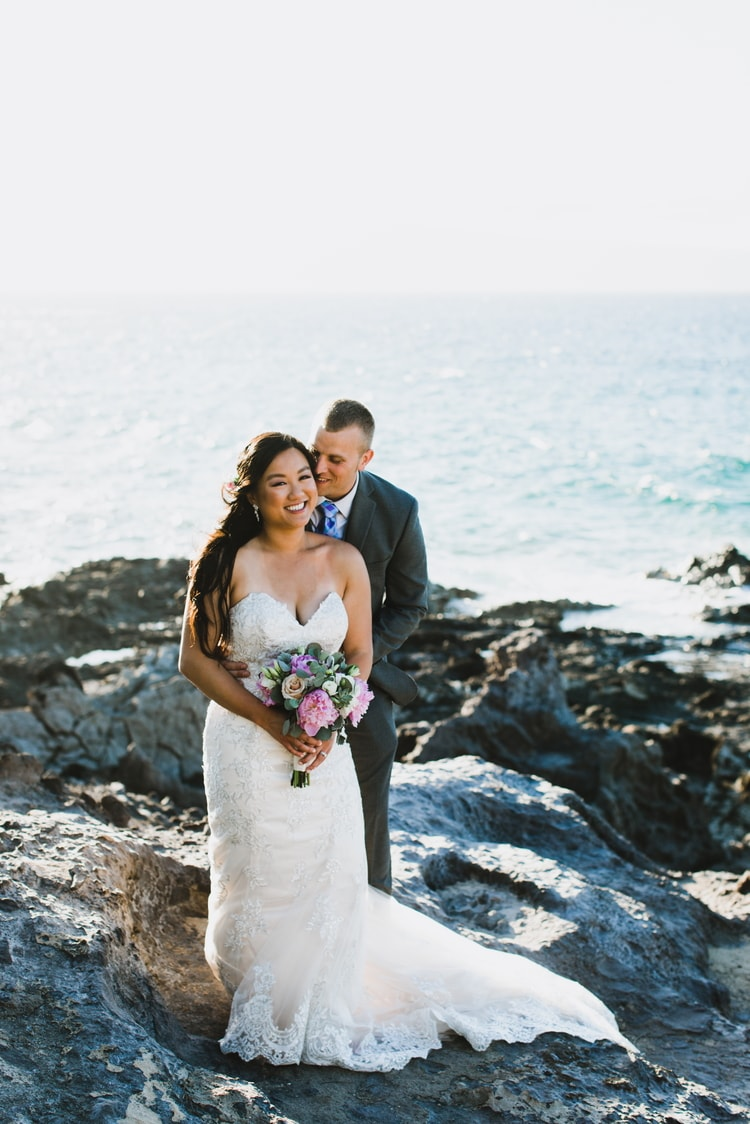 cliffside beach wedding 7