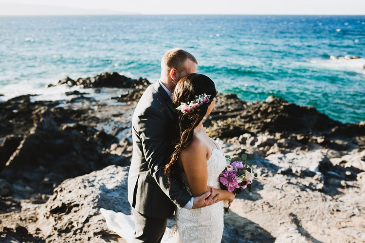 cliffside beach wedding 9