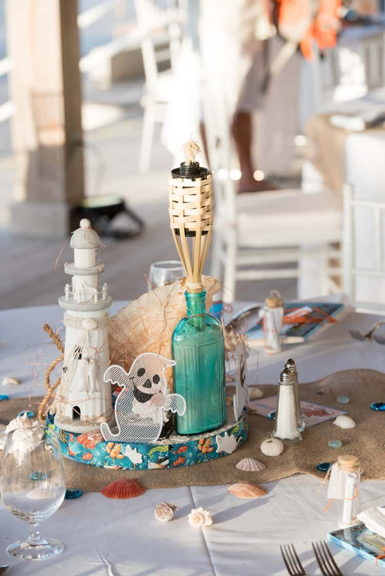 colorful beach wedding in the bahamas 119