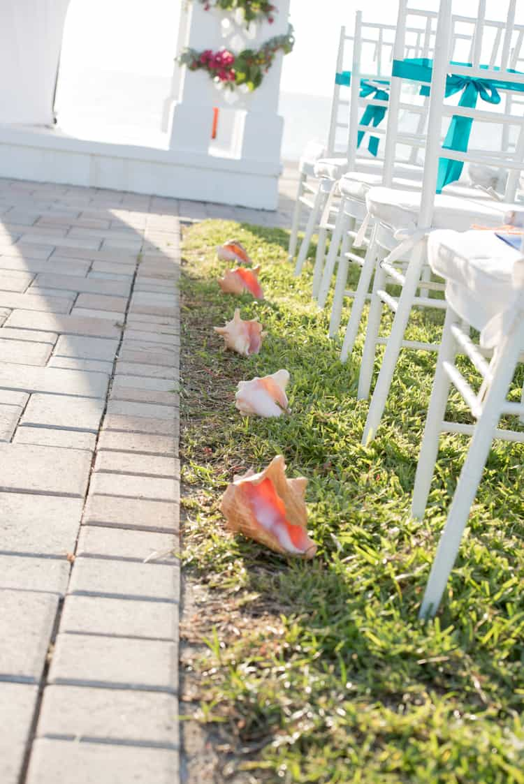 colorful beach wedding in the bahamas 128