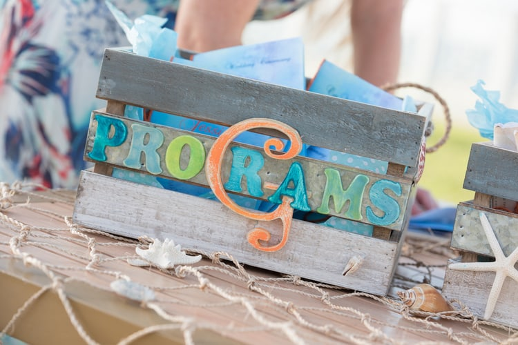 colorful beach wedding in the bahamas 130