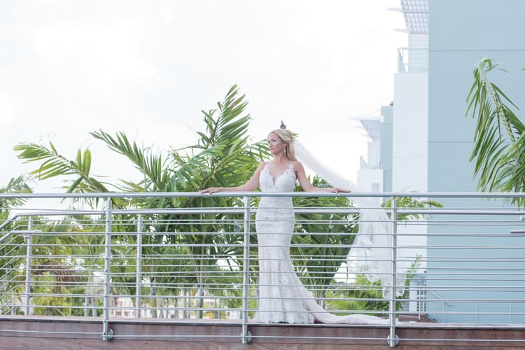 colorful beach wedding in the bahamas 132
