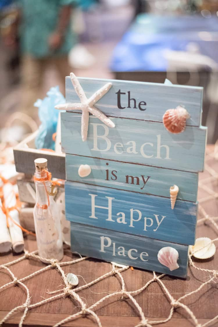 colorful beach wedding in the bahamas 55