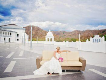 Gorgeous Costa Rica Wedding in Riu Palace