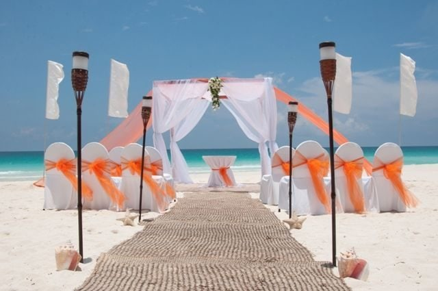 crown paradise cancun weddings