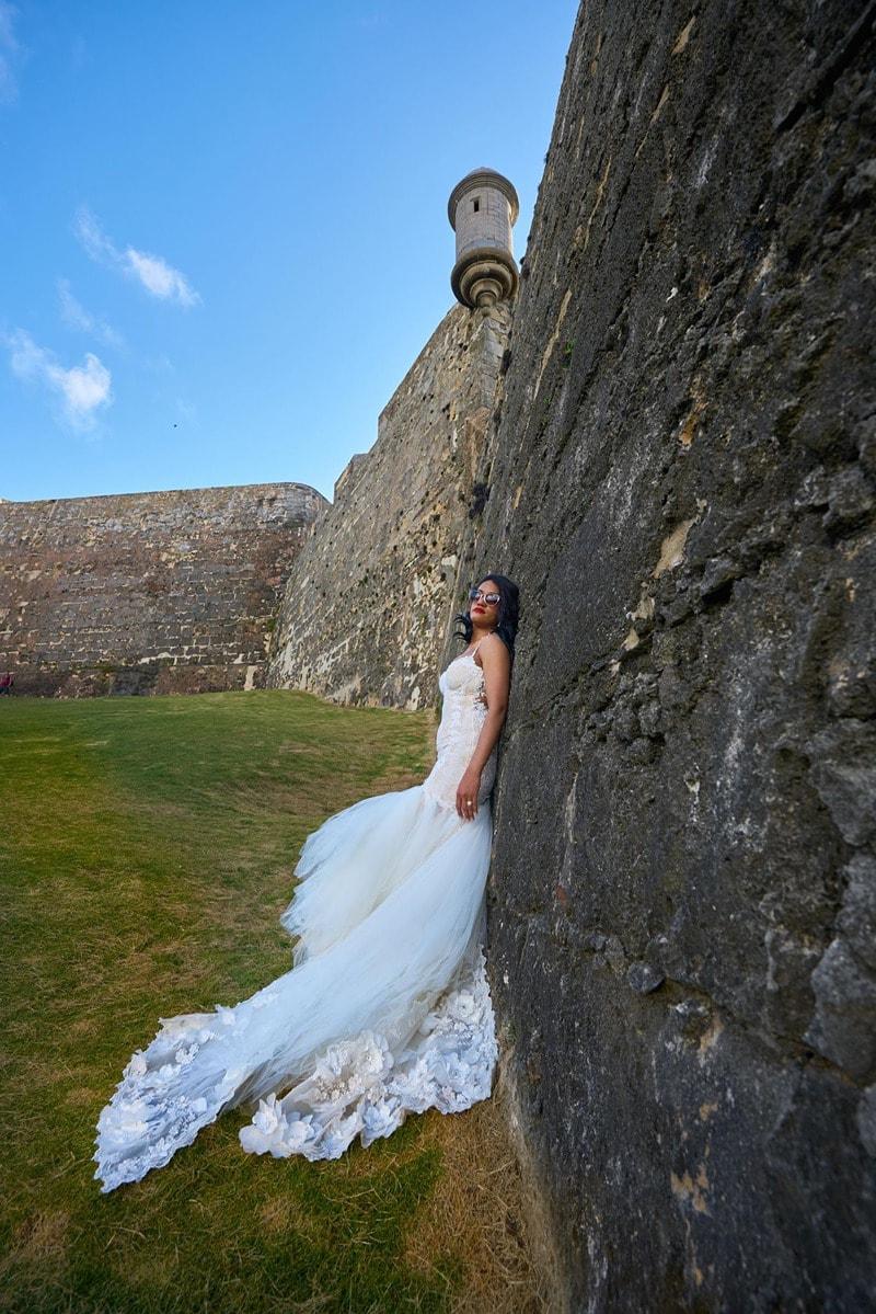cruise wedding puerto rico 1798