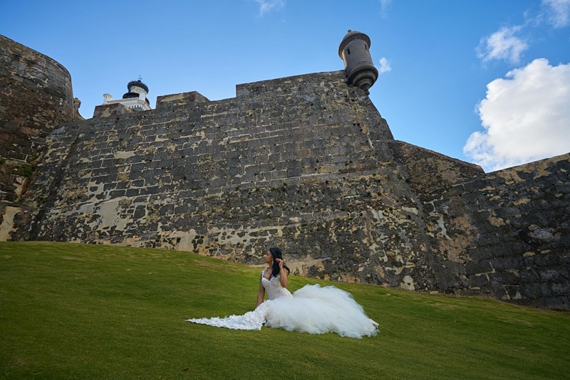 cruise wedding puerto rico 1801