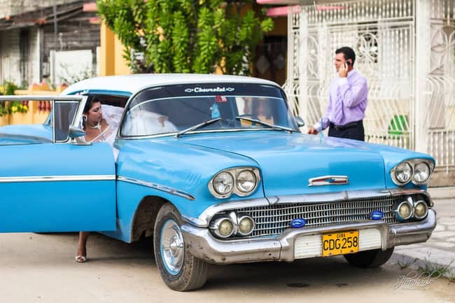 cuban wedding