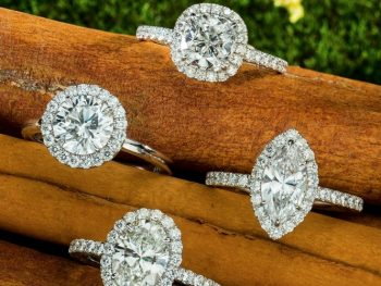 5 Simple Steps to Designing Your Own Engagement Ring