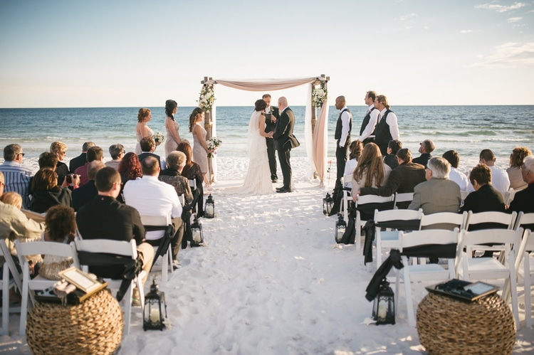 destin beach wedding 126