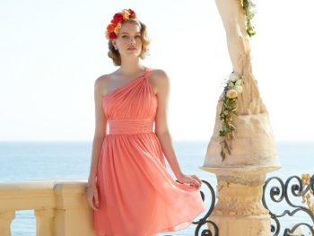 Gorgeous Bridesmaid Destination Wedding Dresses in Tropical Colors