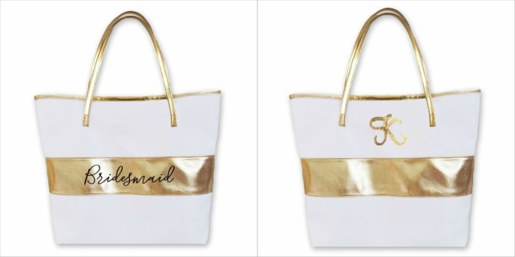 destination wedding bridesmaid gifts