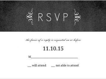 How to Set Your Destination Wedding RSVP Deadline