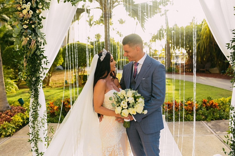 destination wedding Aruba Hyatt Regency 1103