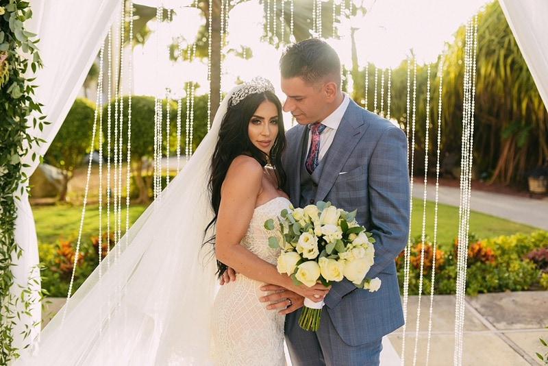 destination wedding Aruba Hyatt Regency 1104