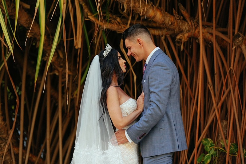 destination wedding Aruba Hyatt Regency 1106
