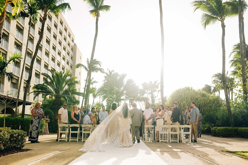 destination wedding Aruba Hyatt Regency 1189