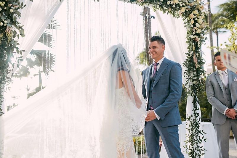 destination wedding Aruba Hyatt Regency 1196