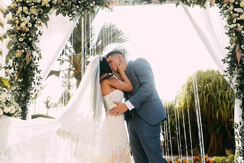 destination wedding Aruba Hyatt Regency 1204