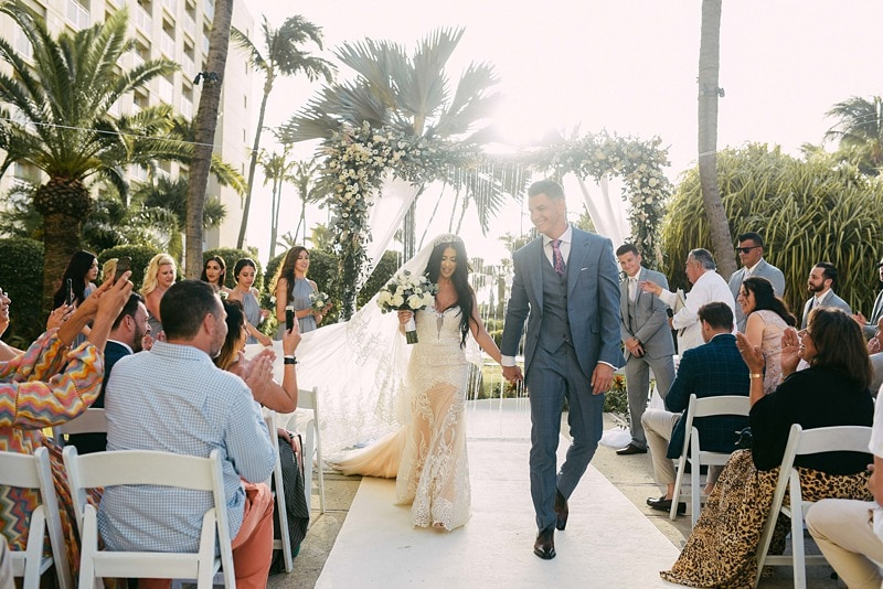 destination wedding Aruba Hyatt Regency 1205