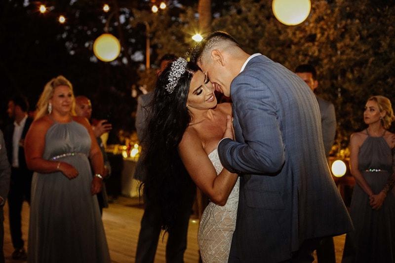 destination wedding Aruba Hyatt Regency 1255