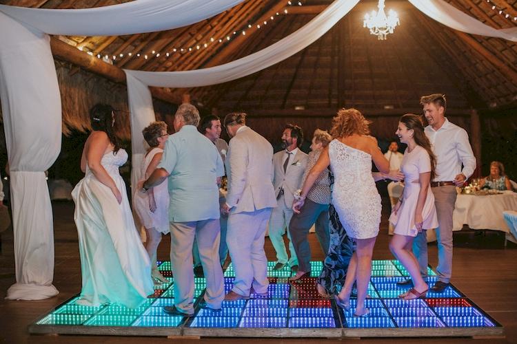destination wedding Finest Playa Mujeres 11