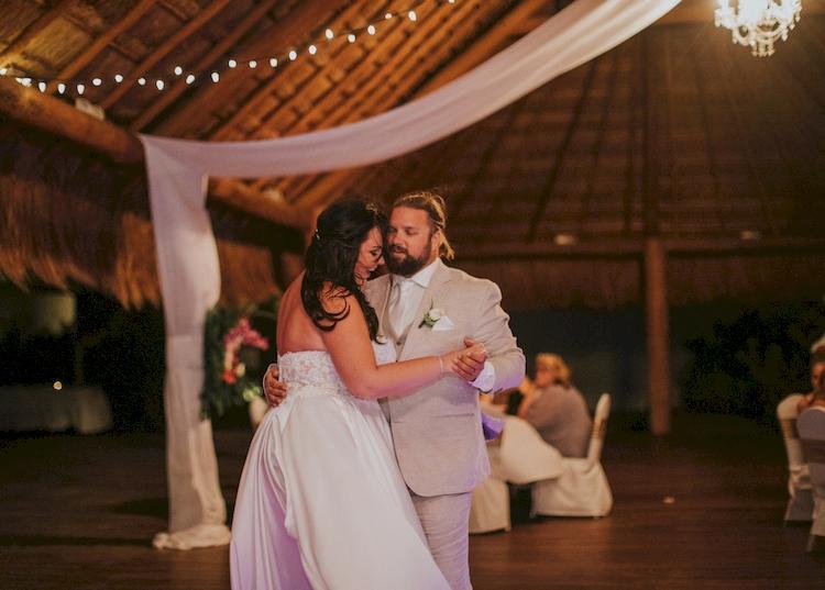 destination wedding Finest Playa Mujeres 17