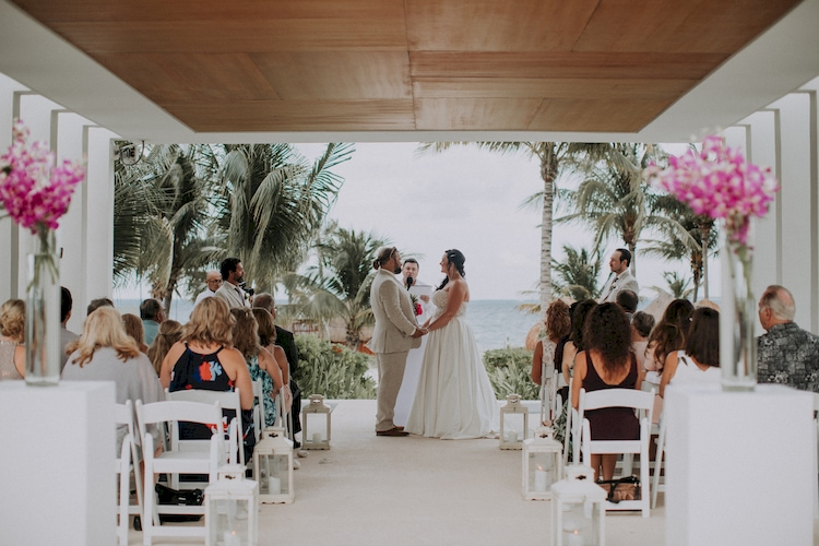 destination wedding Finest Playa Mujeres 88