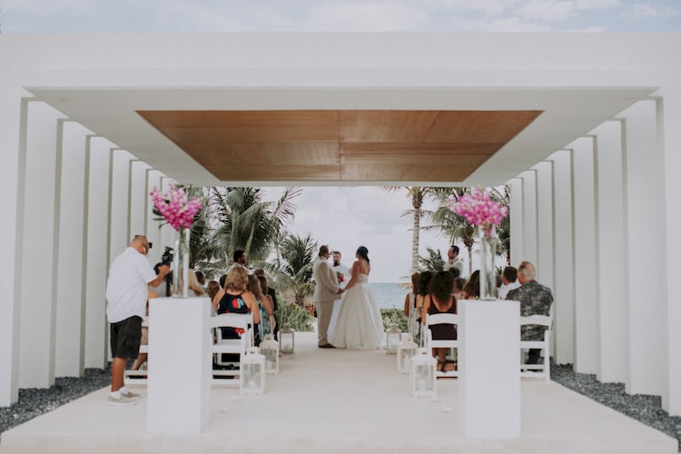 destination wedding Finest Playa Mujeres 89