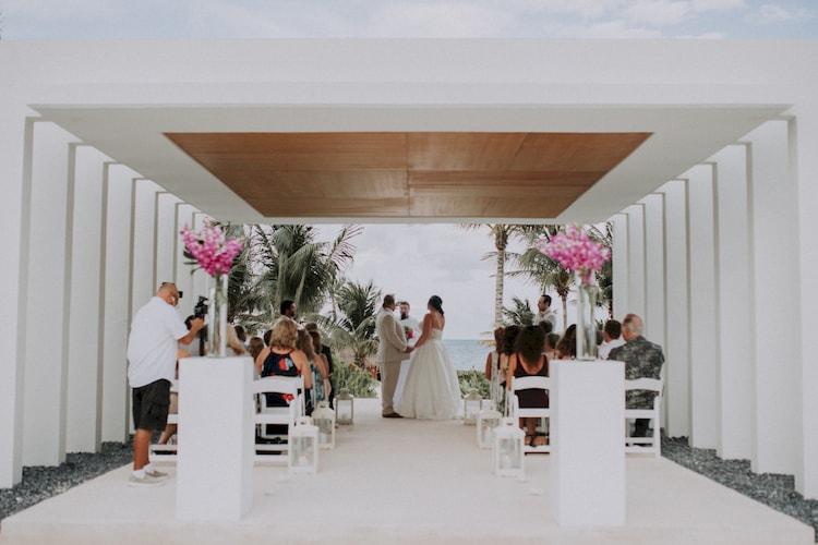 destination wedding Finest Playa Mujeres 89