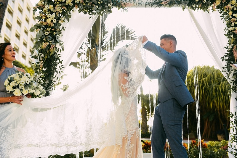 destination wedding Hyatt Regency Aruba 1344
