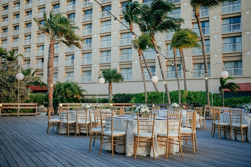 destination wedding Hyatt Regency Aruba 1348