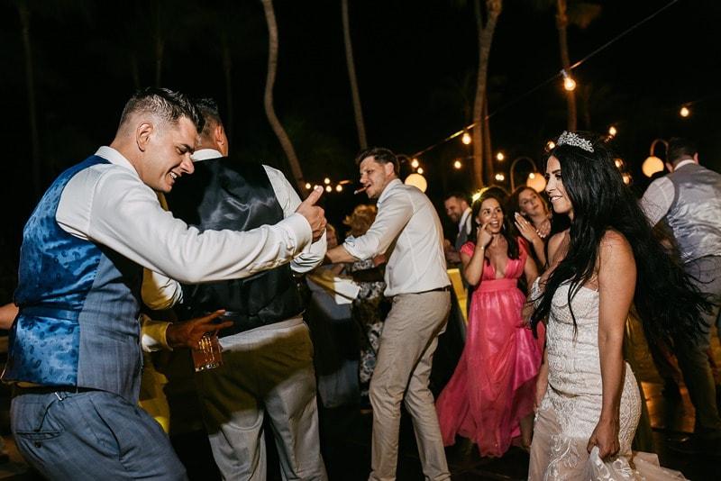 destination wedding Hyatt Regency Aruba 1354