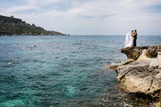 Breathtaking Destination Wedding in Malta