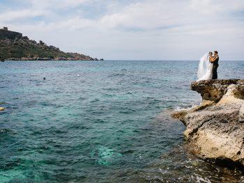 Breathtaking Destination Wedding in Malta