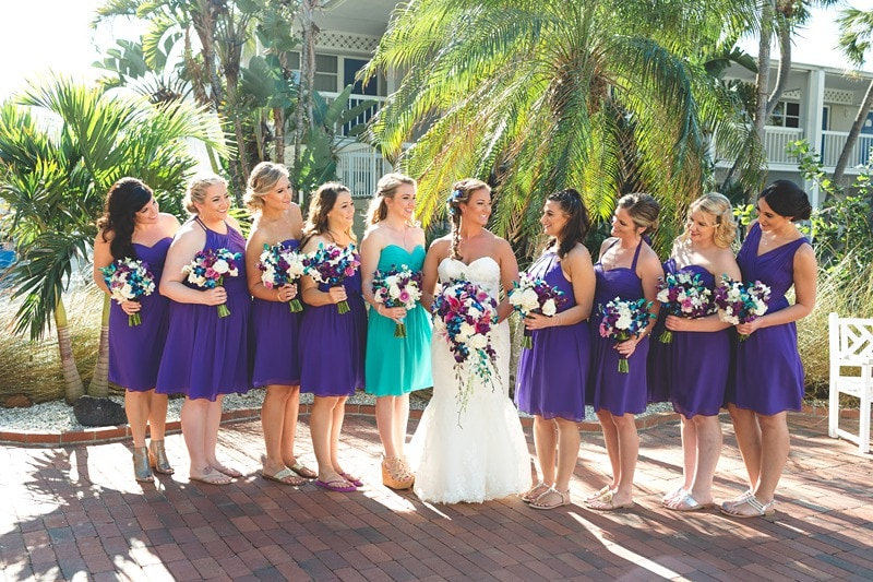 destination wedding Tradewinds Resort St Petersburg 2069