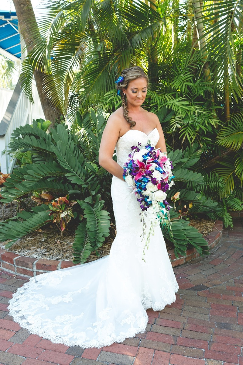 destination wedding Tradewinds Resort St Petersburg 2073