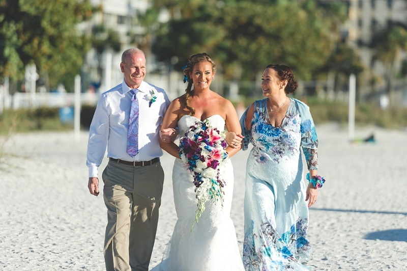 destination wedding Tradewinds Resort St Petersburg 2104