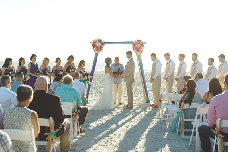 destination wedding Tradewinds Resort St Petersburg 2112