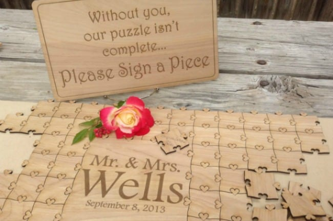 22 Destination Wedding Guest Book