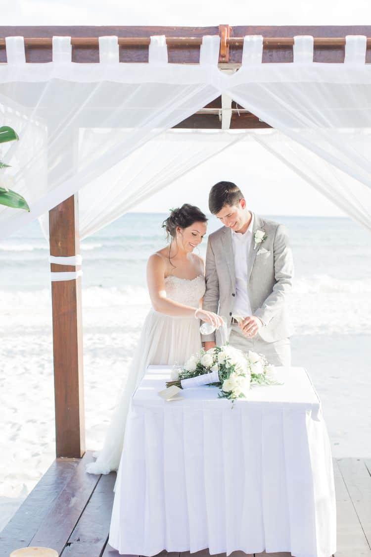 destination wedding at grand sunset princess riviera maya 25