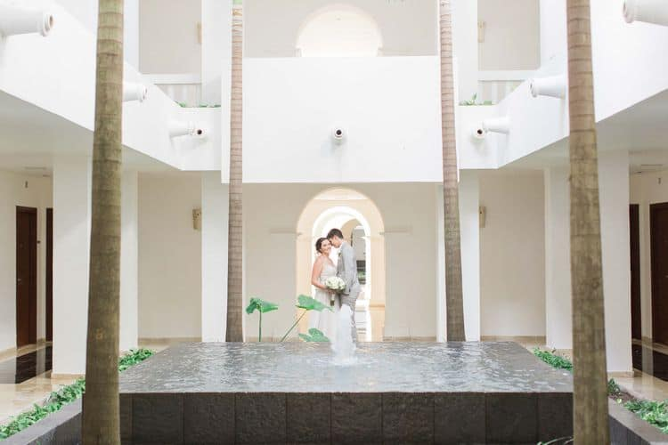 destination wedding at grand sunset princess riviera maya 37