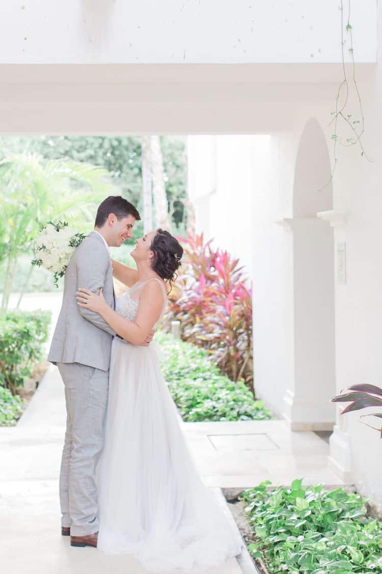 destination wedding at grand sunset princess riviera maya 41