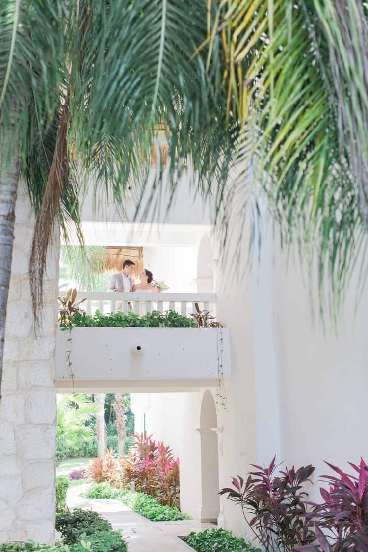 destination wedding at grand sunset princess riviera maya 42