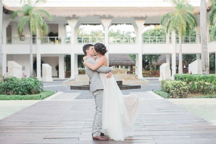 destination wedding at grand sunset princess riviera maya 5